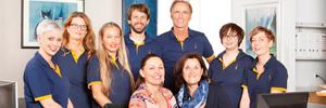 Team Praxis Dr. Kopfmann